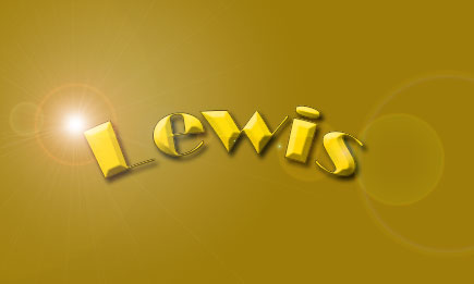 Lewis home page
